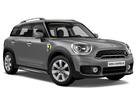 Mini Mini Countryman Híbrido Enchufable