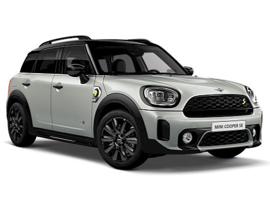 Mini Nuevo Mini Countryman Híbrido Enchufable