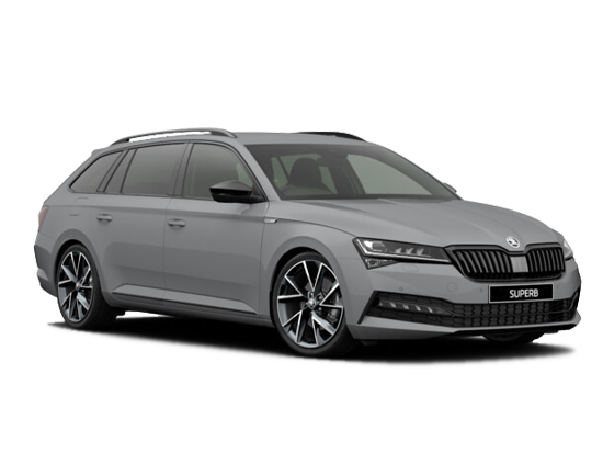 ŠKODA NOVO SUPERB BREAK SPORTLINE nuevo