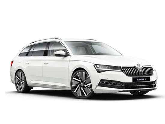 ŠKODA SUPERB BREAK IV nuevo
