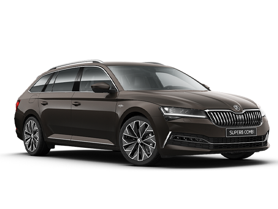 ŠKODA NOVO SUPERB BREAK L&K nuevo