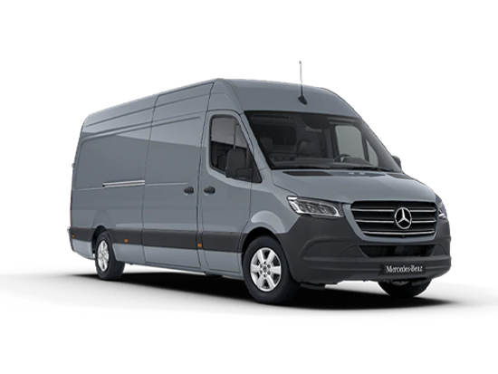 Mercedes Benz Sprinter Furgón