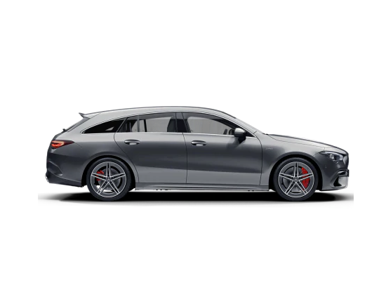 MERCEDES BENZ AMG CLA SHOOTING BRAKE nuevo