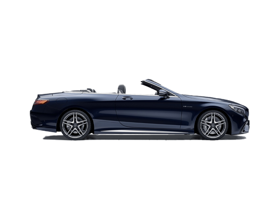 Mercedes Benz AMG CLASE S CABRIO