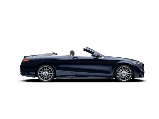 Mercedes Benz CLASE S CABRIO