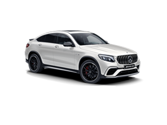 MERCEDES-BENZ AMG GLC 63 S 4MATIC COUPÉ nuevo