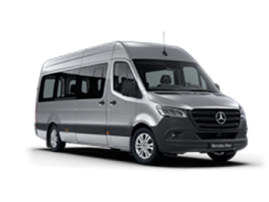 Mercedes-Benz Comerciais Sprinter