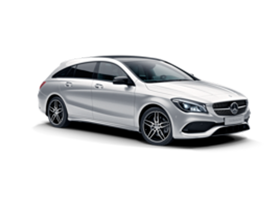 MERCEDES-BENZ CLA SHOOTING BRAKE nuevo