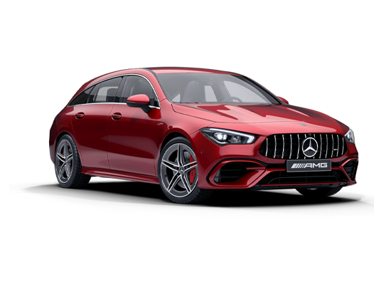 MERCEDES-BENZ AMG CLA SHOOTING BRAKE nuevo