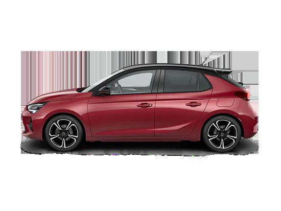 Opel Novo Corsa 5 Portasnuevo