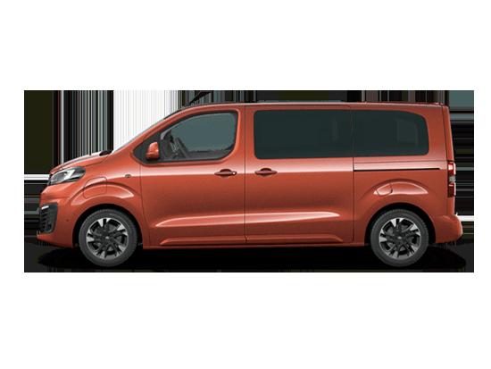 Opel Zafira E-Lifenuevo
