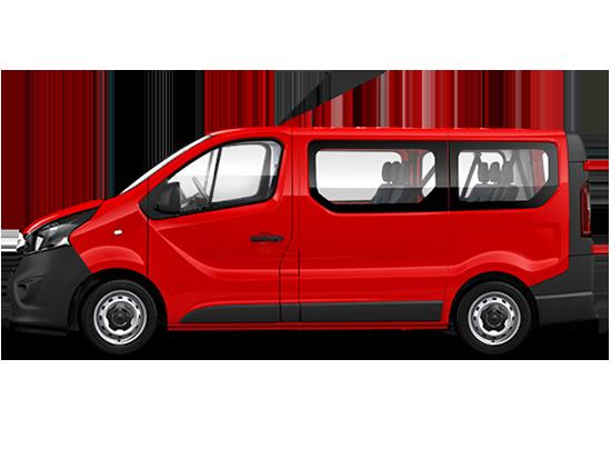 Opel Comerciais VIVARO