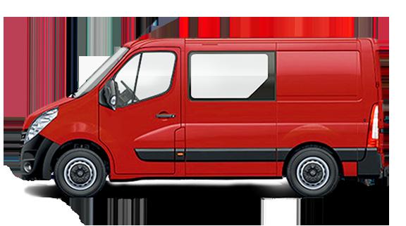 Opel Comerciais MOVANO