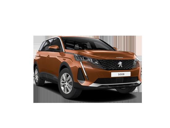 Peugeot Nuevo 5008 SUV