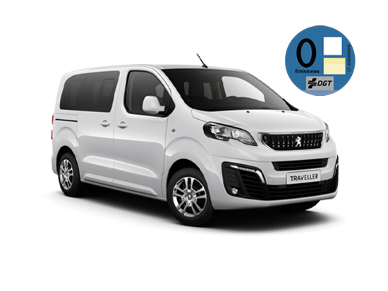 Peugeot Expert Combi / Traveller Compact