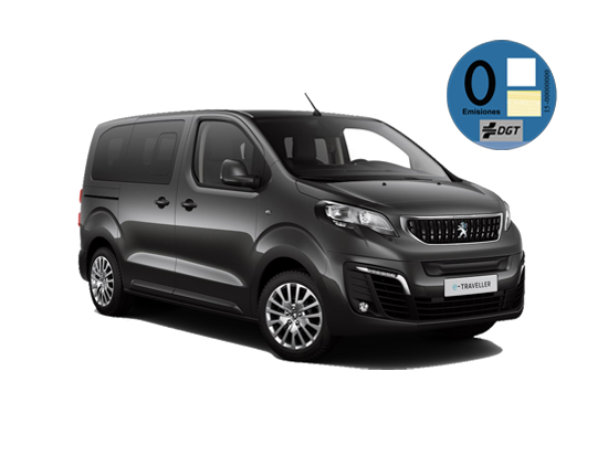 Peugeot Nuevo E-Traveller