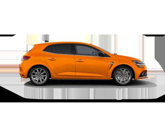 Renault NUEVO MEGANE R.S.