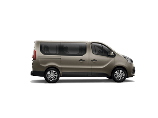 Renault TRAFIC SPACECLASS nuevo
