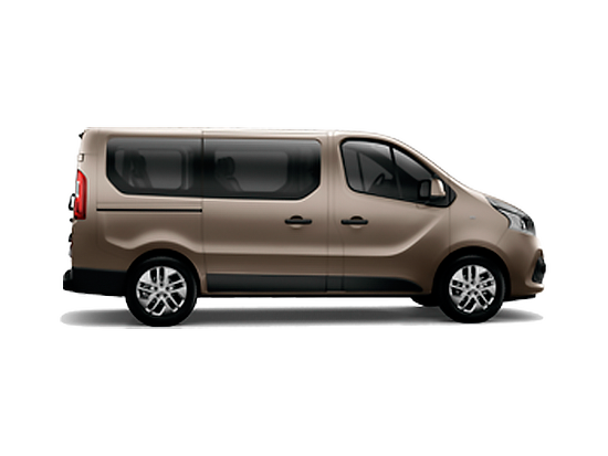 RENAULT TRAFIC SPACE CLASS nuevo