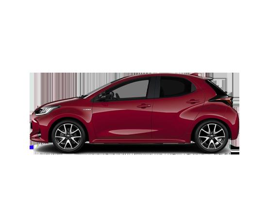 Toyota Novo Yarisnuevo