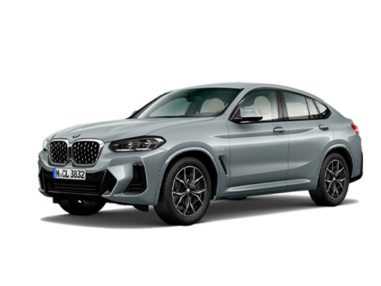 BMW Nuevo X4