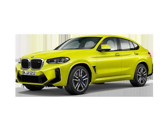 BMW Nuevo X4 M