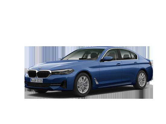 BMW Nuevo Serie 5 Berlina
