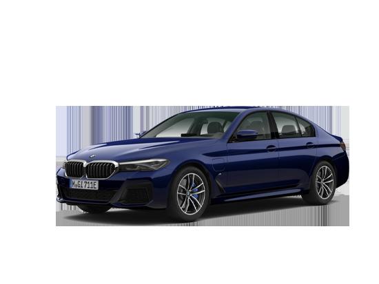 BMW Nuevo Serie 5 Híbrido Enchufablenuevo