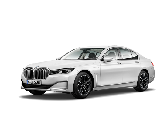 BMW Serie 7 Híbrido Enchufable