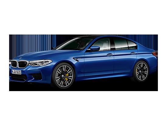 BMW M5 com M xDrivenuevo