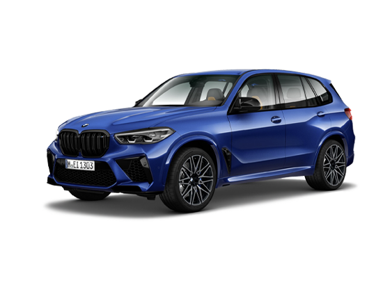 BMW X5 M Competition nuevo