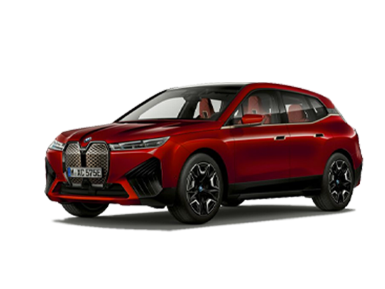 BMW Novo IXnuevo