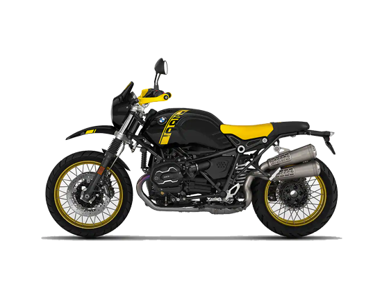 "BMW Motorrad R NINE T Urban G/S EDIÇÃO ""40 YEARS GS""nuevo"