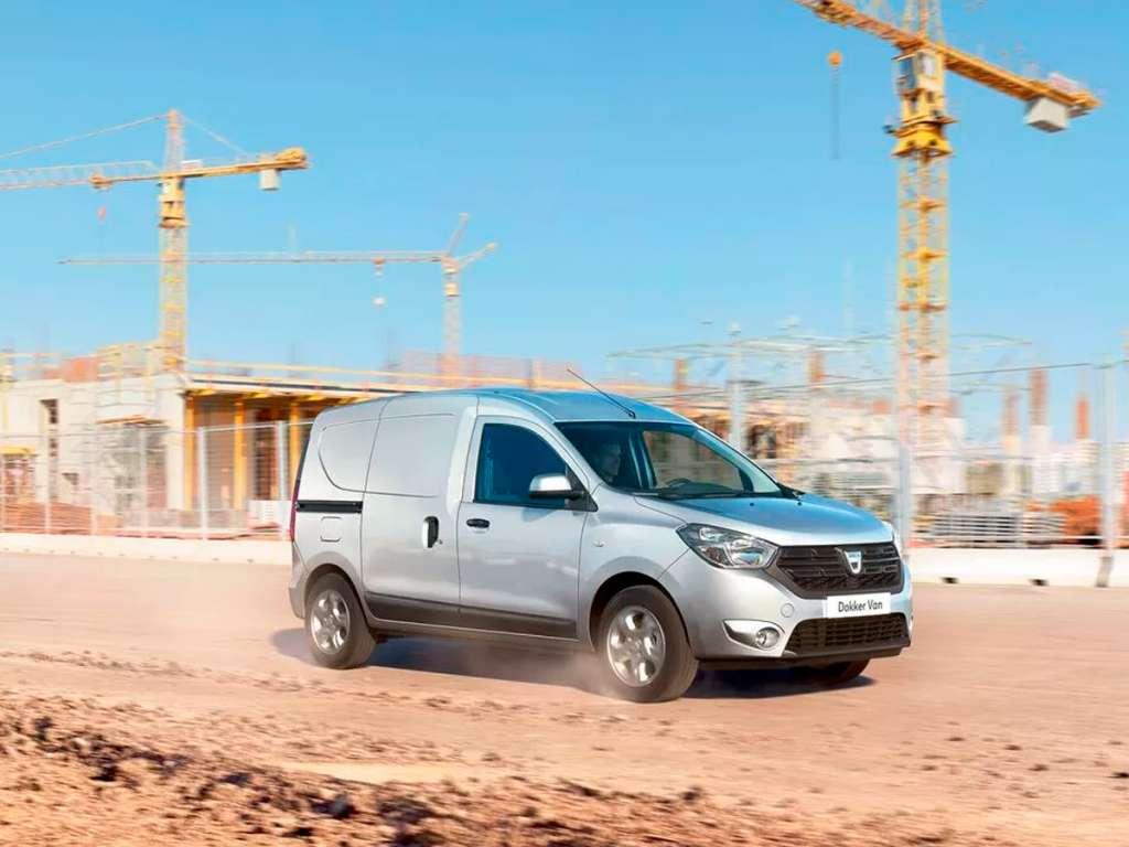 Galería de fotos del Dacia DOKKER VAN (4)