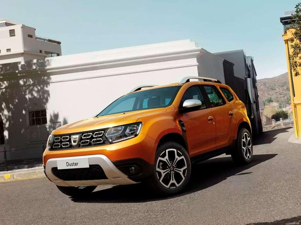 Galería de fotos del Dacia DUSTER (1)