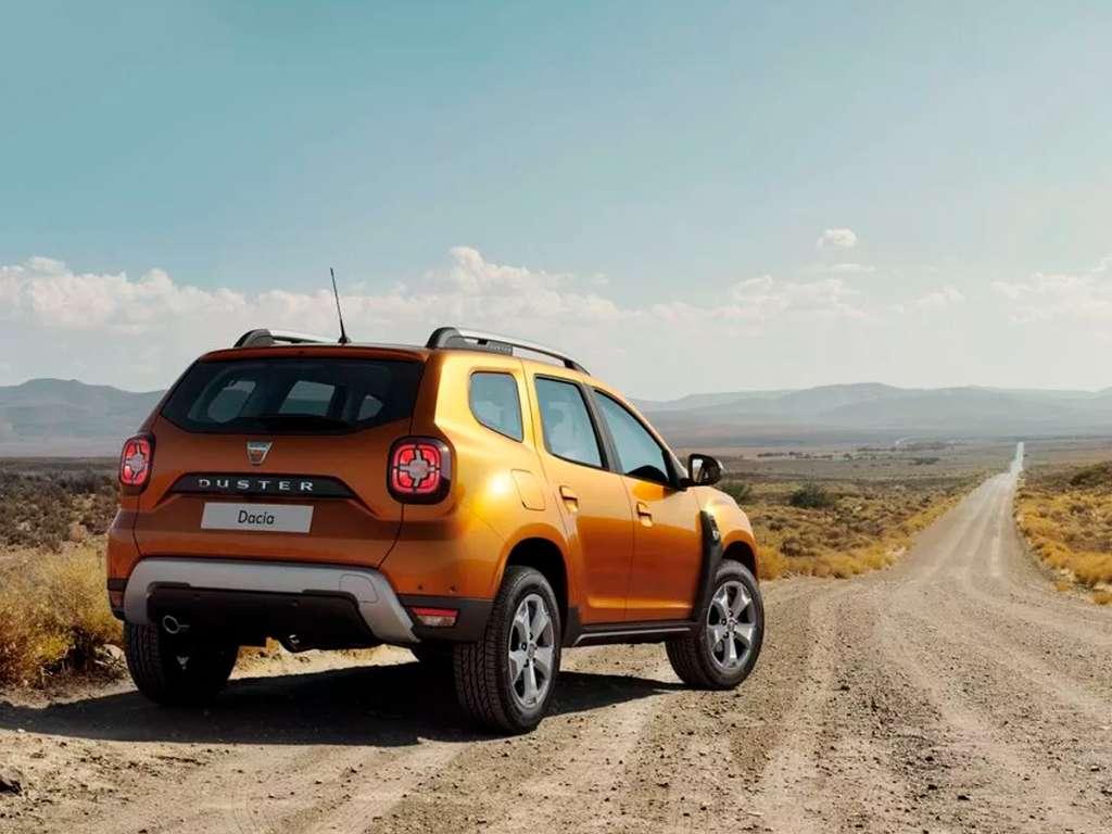 Galería de fotos del Dacia DUSTER (2)