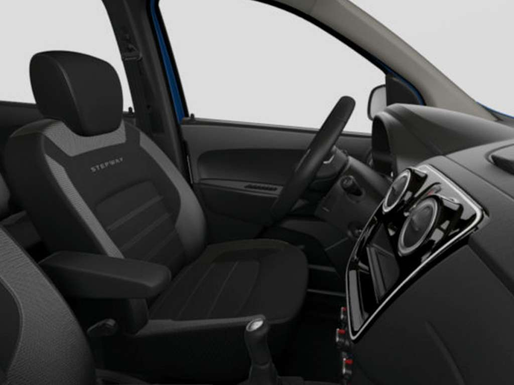 Galería de fotos del Dacia LODGY STEPWAY (1)