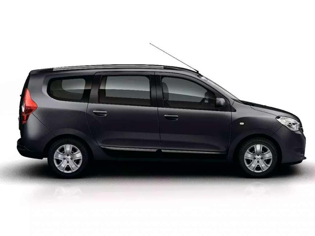 Galería de fotos del Dacia LODGY (4)