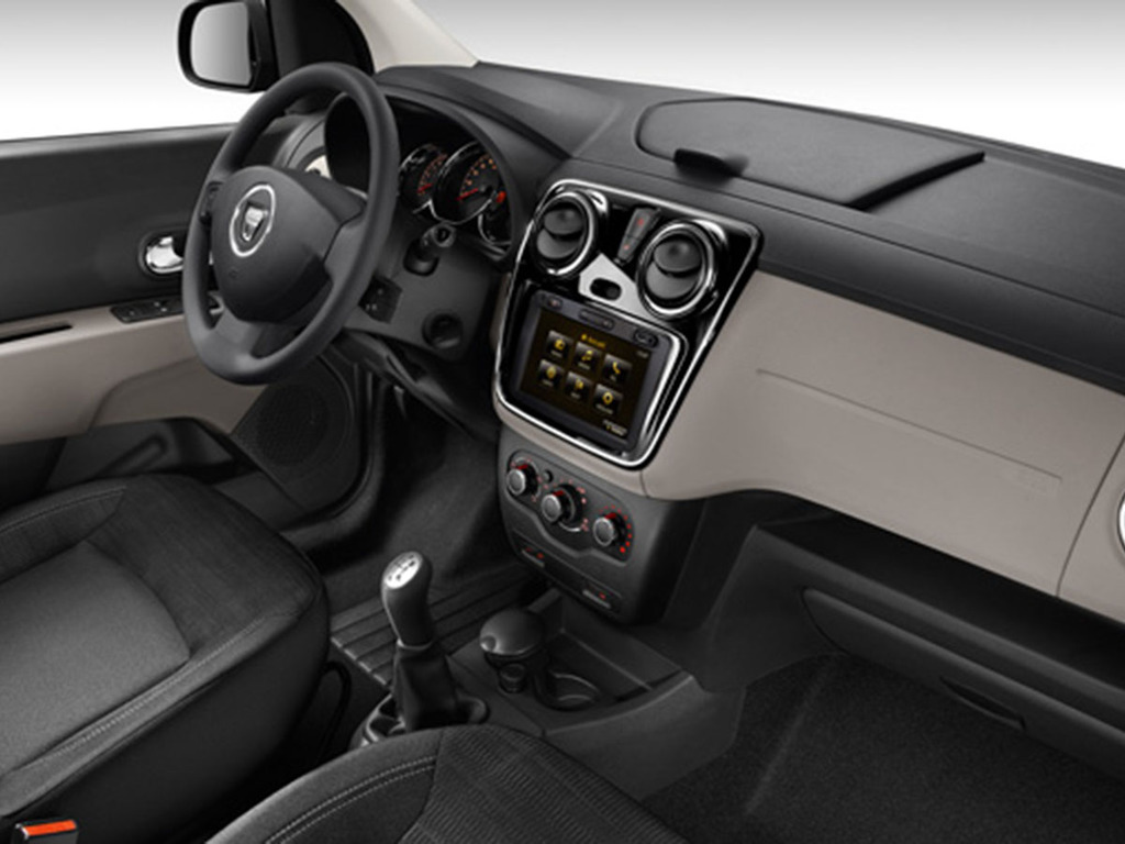 Galería de fotos del Dacia LODGY (1)
