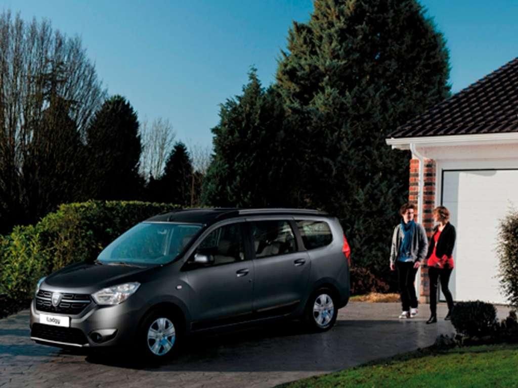 Galería de fotos del Dacia LODGY (2)