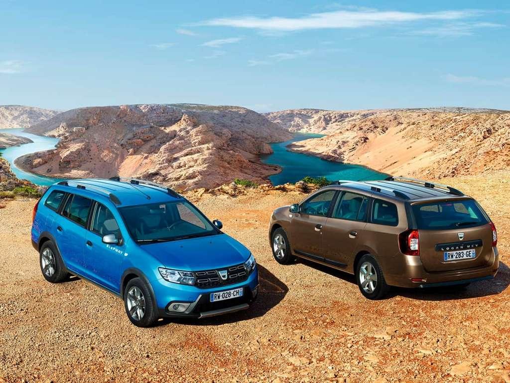 Galería de fotos del Dacia LOGAN MCV STEPWAY (1)