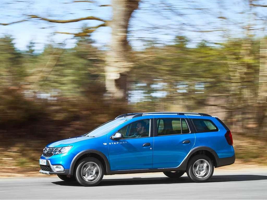 Galería de fotos del Dacia LOGAN MCV STEPWAY (4)