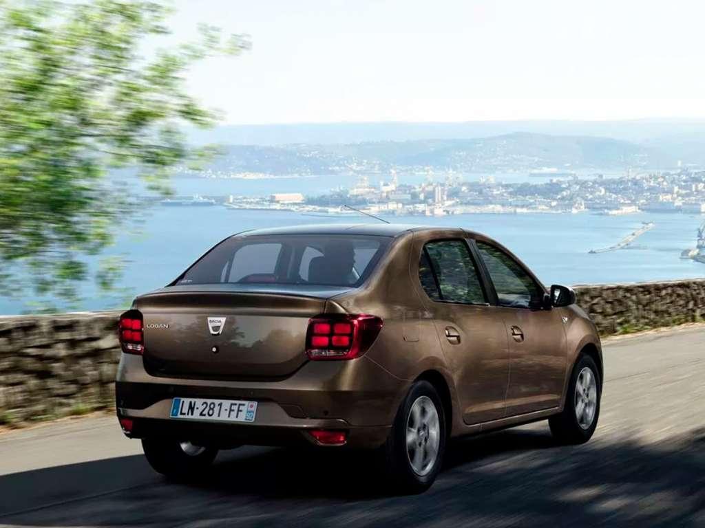 Galería de fotos del Dacia LOGAN (3)