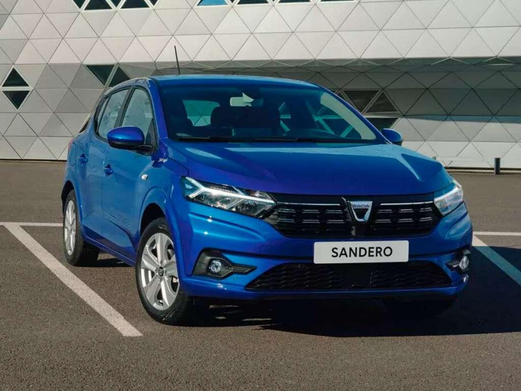 Galería de fotos del Dacia NUEVO SANDERO (1)