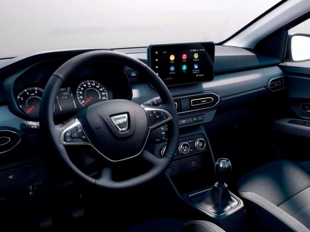 Galería de fotos del Dacia NUEVO SANDERO (4)