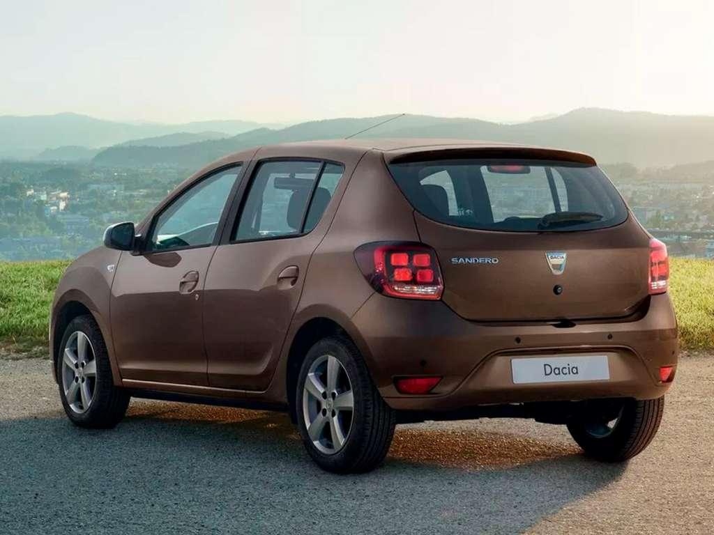 Galería de fotos del Dacia SANDERO (4)