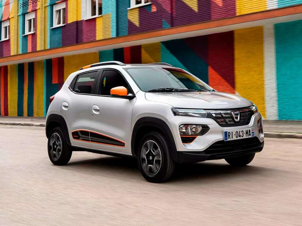 Galería de fotos del Dacia SPRING (1)