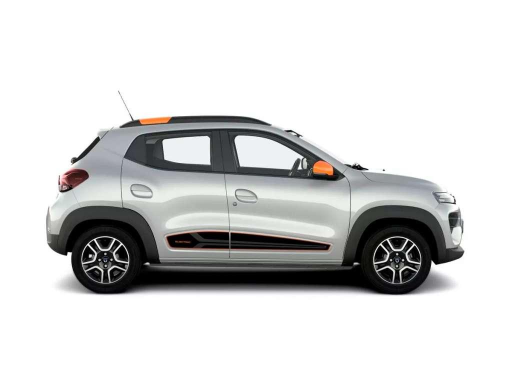 Galería de fotos del Dacia SPRING (2)
