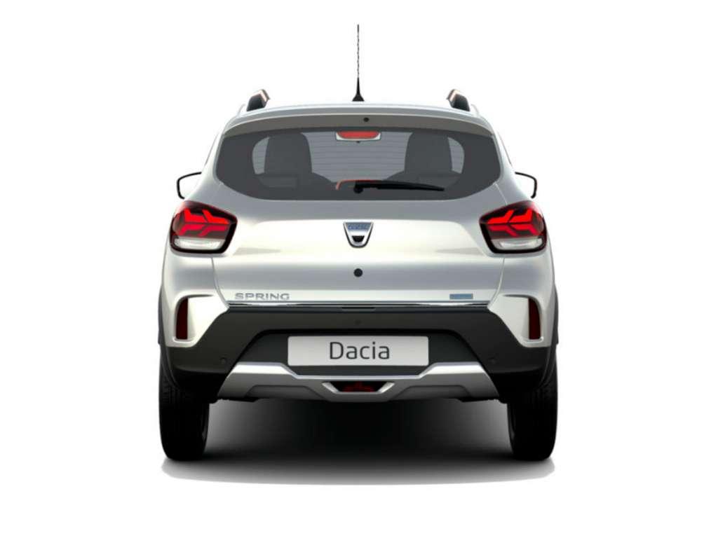 Galería de fotos del Dacia SPRING (3)
