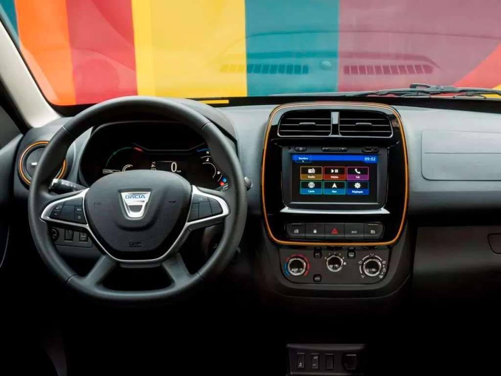 Galería de fotos del Dacia SPRING (4)